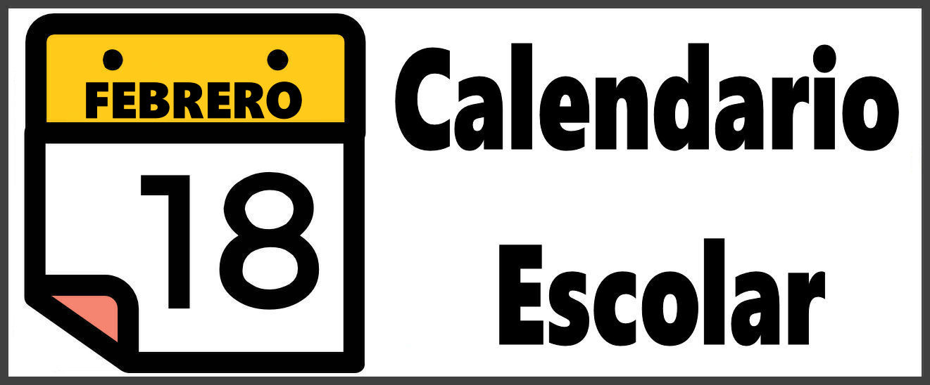 icono calendario escolar 2019 WEB